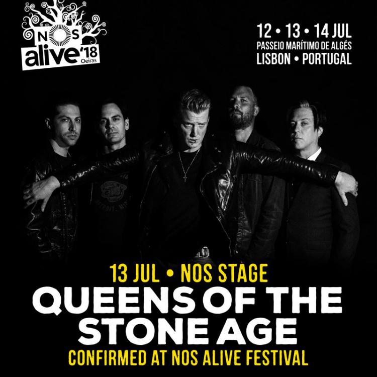NOS Alive - Queens of the Stone Age