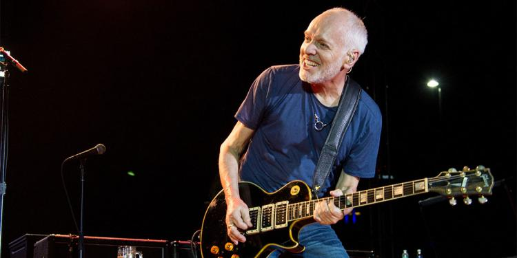 Peter Frampton UK tour
