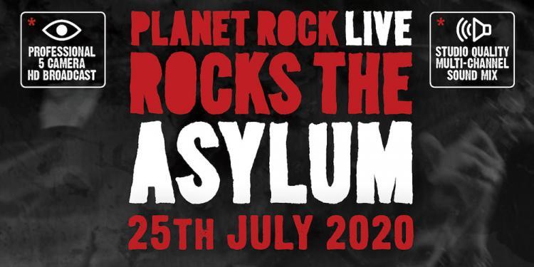 Rocks The Asylum
