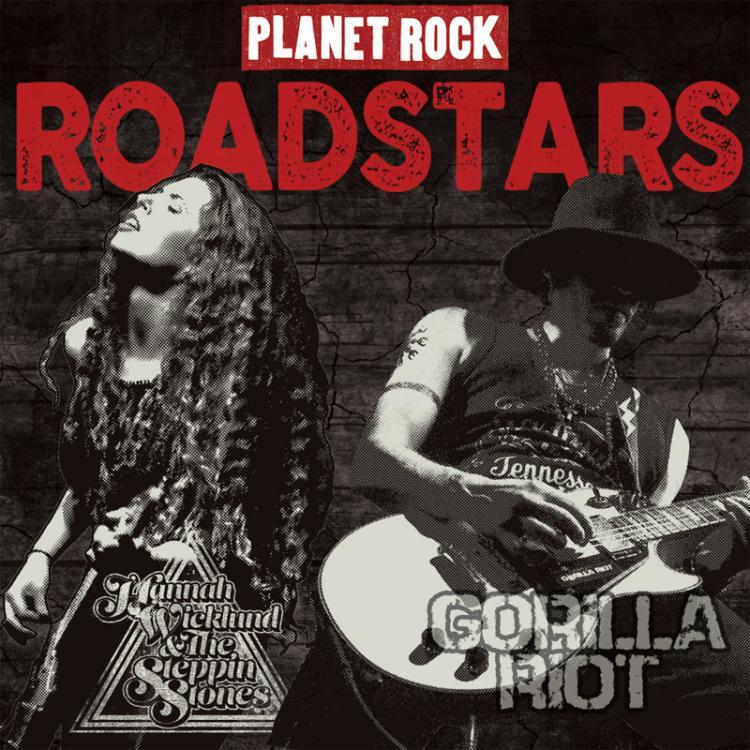 Planet Rock Roadstars
