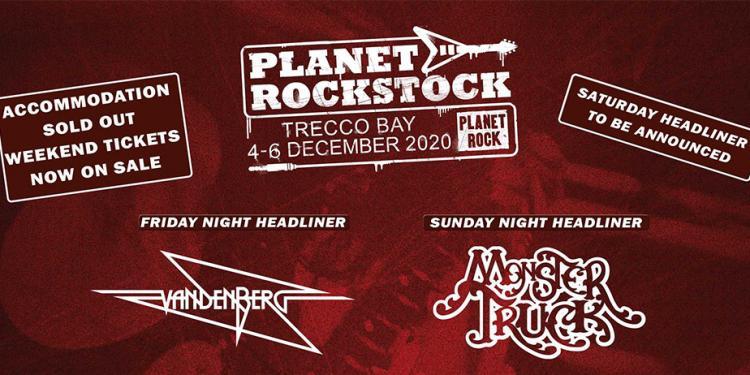 Planet Rockstock - Monster Truck