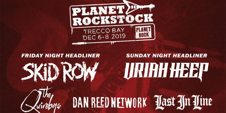 Planet Rockstock - Skid Row