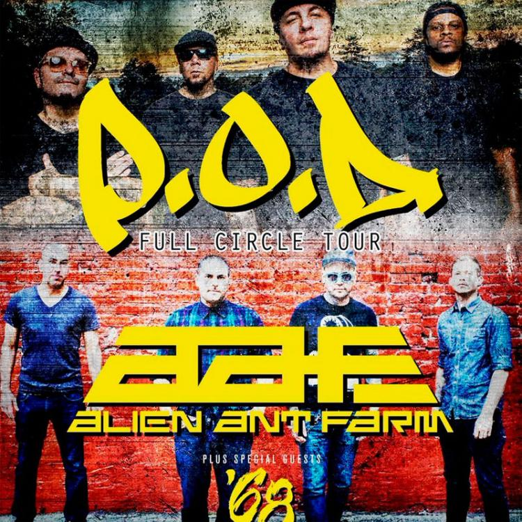 POD & Alien Ant Farm