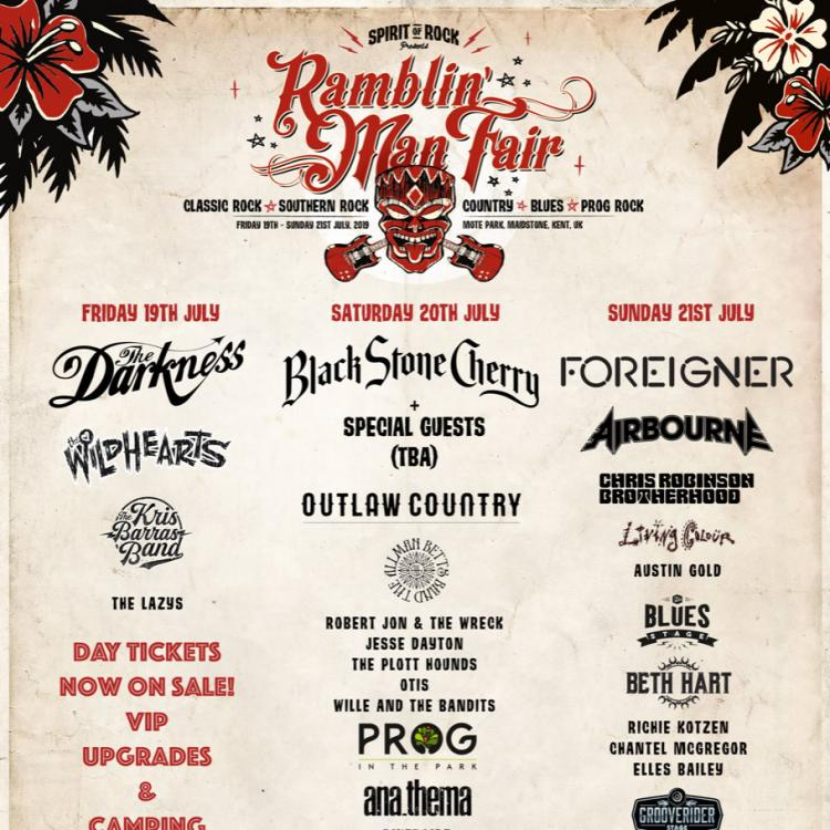 Ramblin' Man Fair 2019