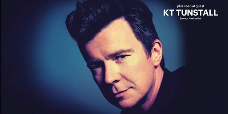Rick Astley - Greatest Hits Tour