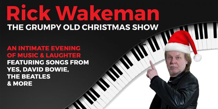 Rick Wakeman The Grumpy Old Christmas