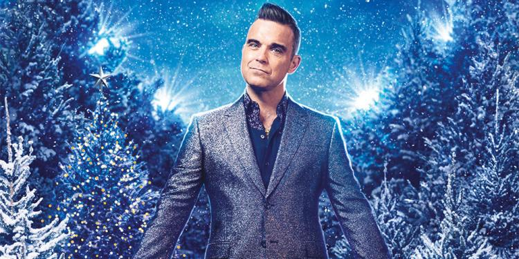 The Robbie Williams Christmas Party