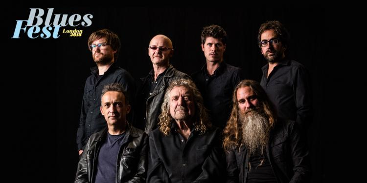 Robert Plant BluesFest