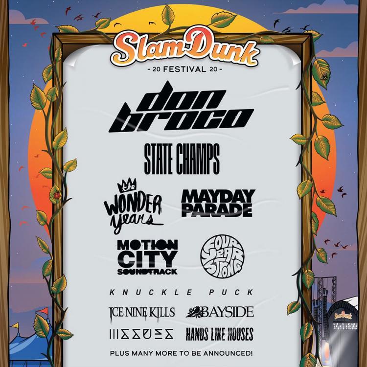 Slam Dunk Festival 2020