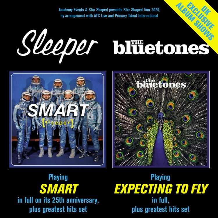 Sleeper and The Bluetones