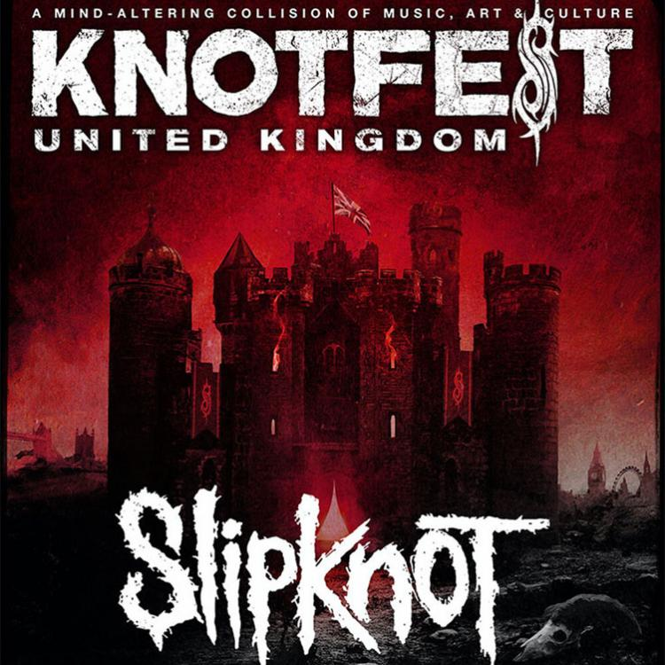 Slipknot - Knotfest UK