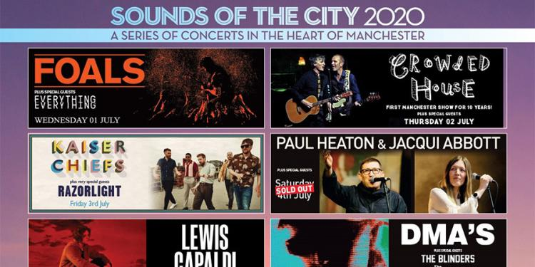 Sounds of the City 2020