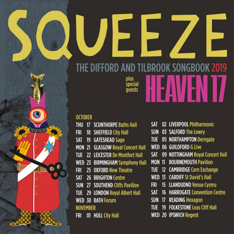 Squeeze and Heaven 17
