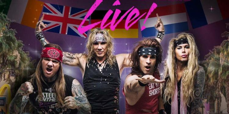 Steel Panther Sunset Strip Live