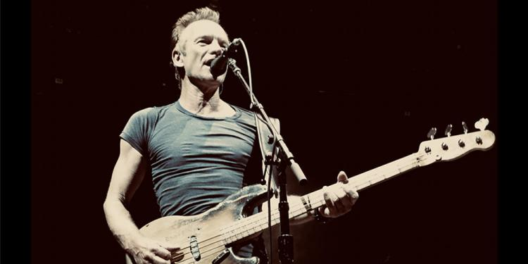 Sting: My Songs tour