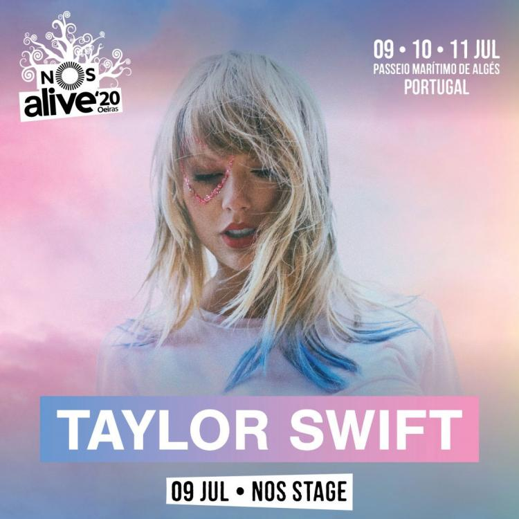 Taylor Swift - NOS Alive