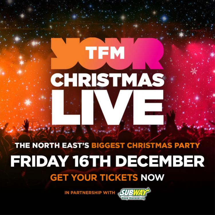 TFM Christmas Live