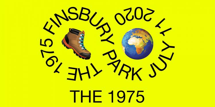 The 1975 Finsbury Park