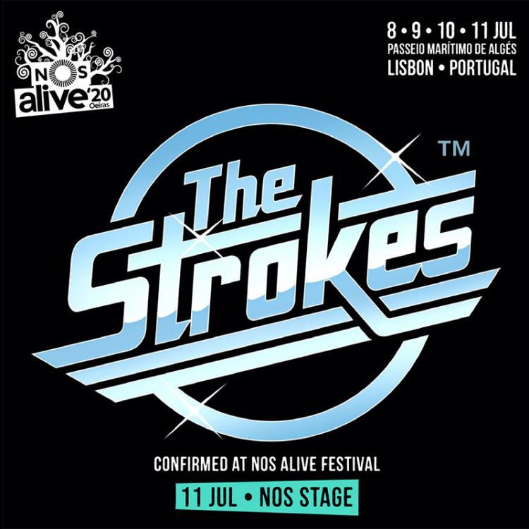 The Strokes - NOS Alive