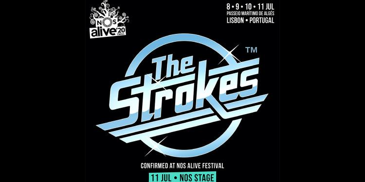 The Strokes - NOS Alive