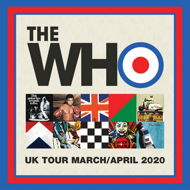 The Who UK Tour