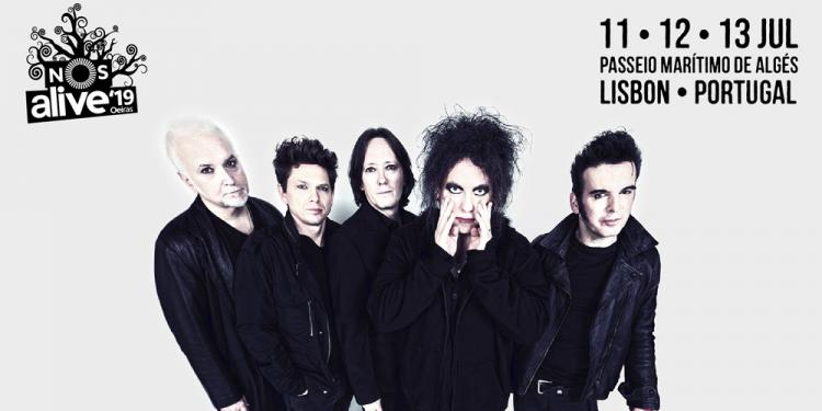 The Cure - NOS Alive