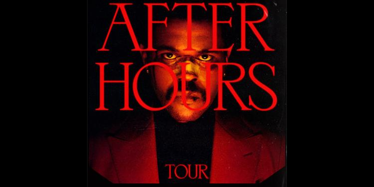 The Weeknd - After Hours Tour