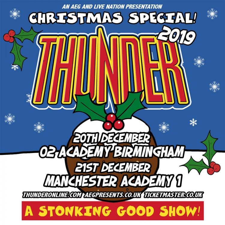 Thunder Christmas Shows