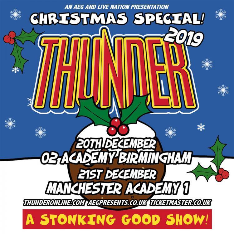 Thunder Christmas Shows