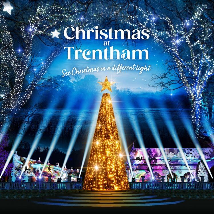 Christmas at Trentham