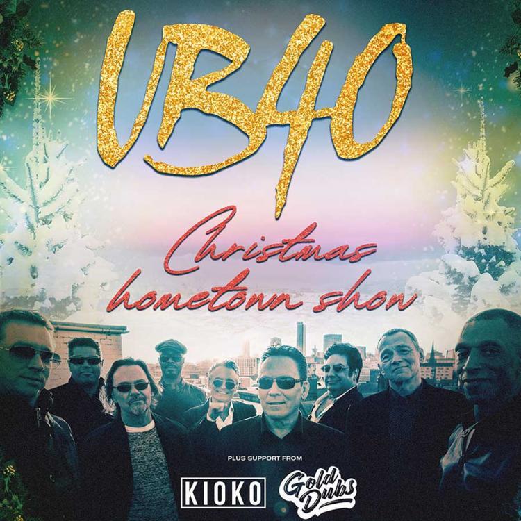 UB40 Christmas