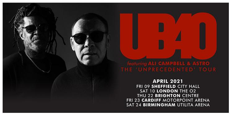 UB40 featuring Ali Campbell & Astro