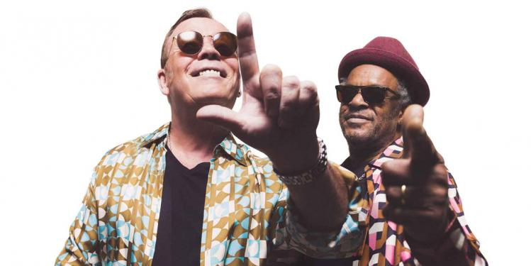 UB40 featuring Ali and Astro