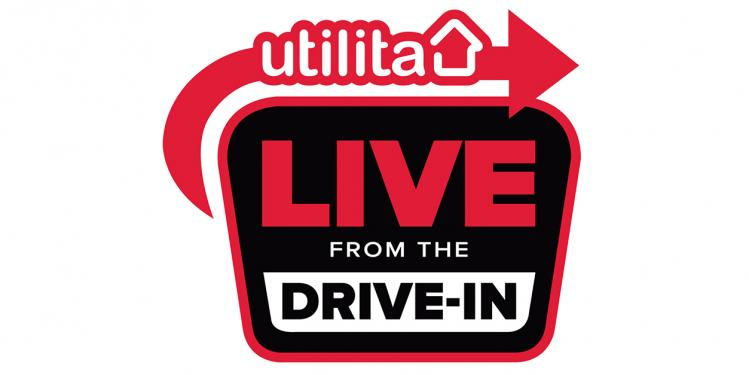 Utilita Live From The Drive-In