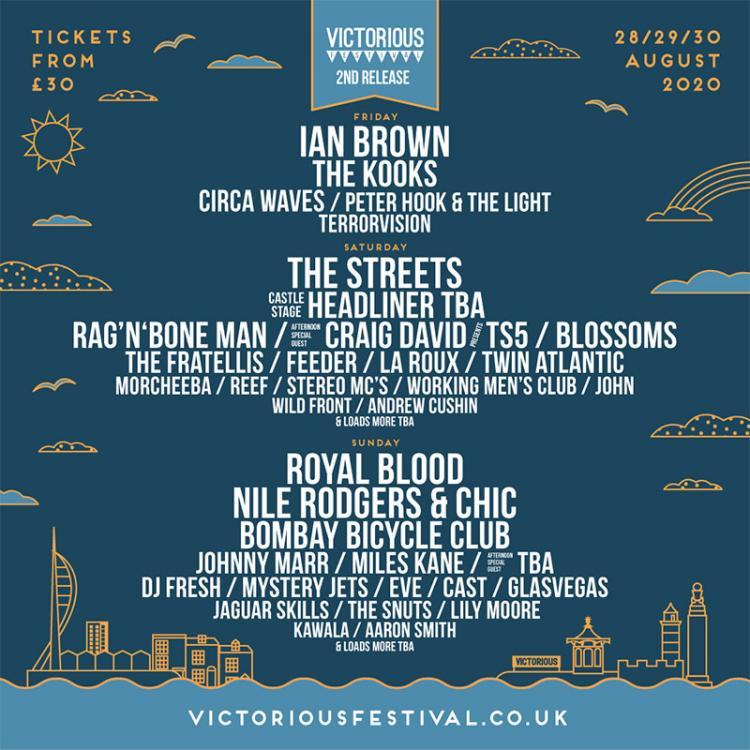 Victorious Festival