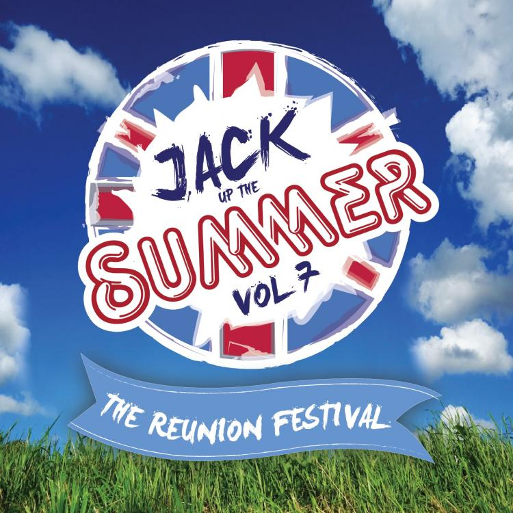 Jack Up The Summer The Reunion Festival