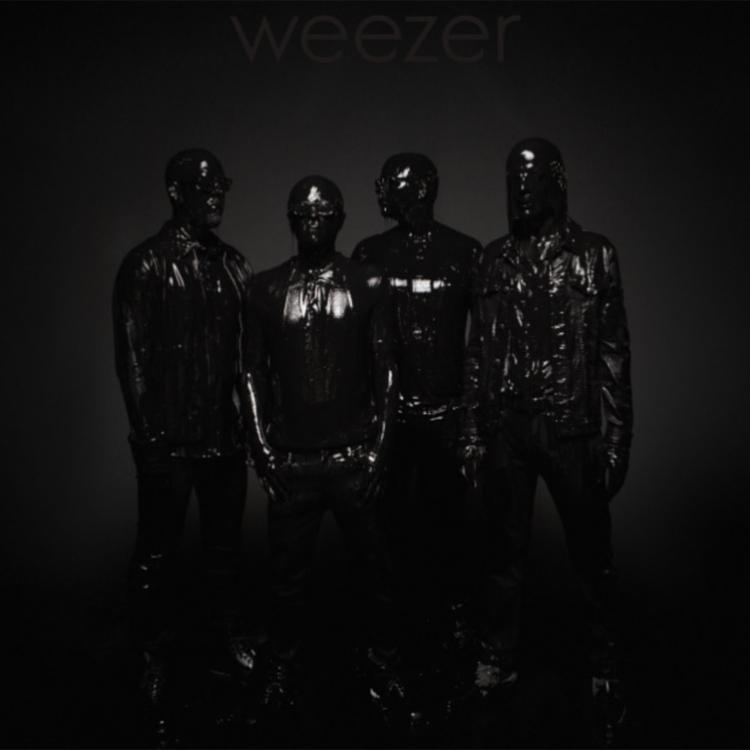 Weezer The Black Album