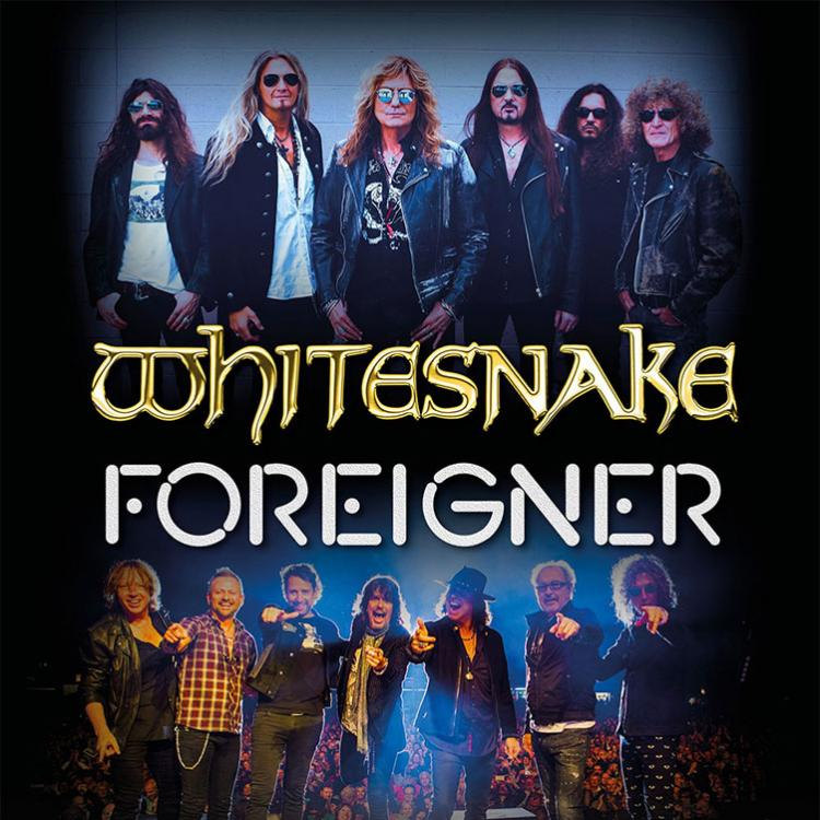 Whitesnake and Foreigner