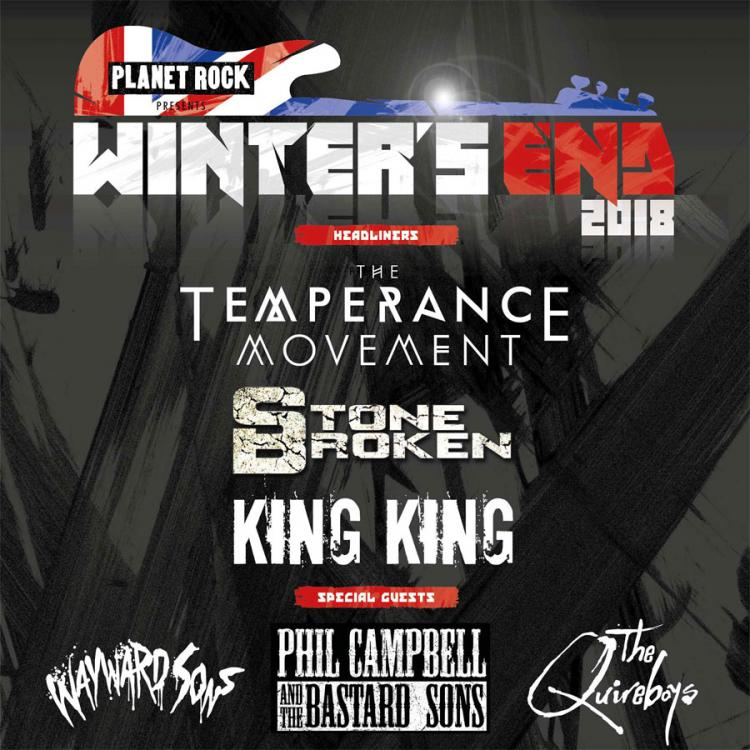 Winter's End 2017
