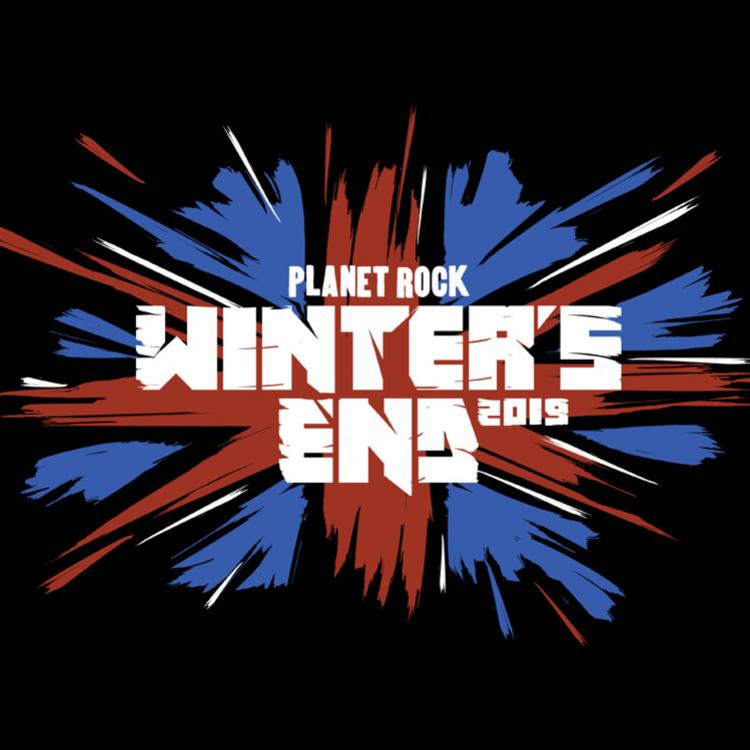 Planet Rock presents Winter's End 2019