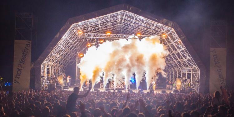 Y Not Festival