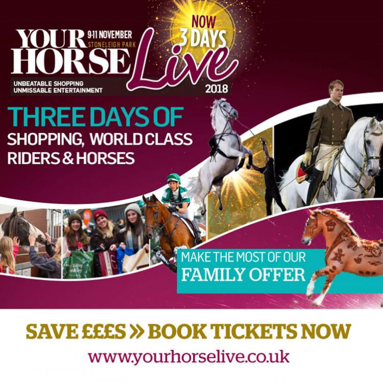 Your Horse Live